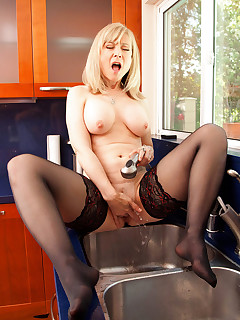 Anilos.com - Freshest mature women on the net featuring Anilos Nina Hartley big boob anilos