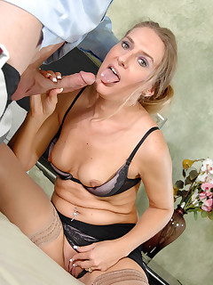Anilos.com - Freshest mature women on the net featuring Anilos Sara James hardcore anilos
