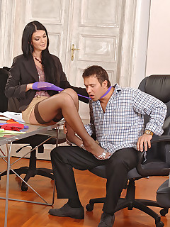 The stocking industry exposed! free photos and videos on DDFNetwork.com
