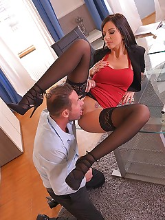 Relaxation Penetration: Fucking The Secretary At The Office free photos and videos on DDFNetwork.com