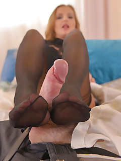Playful Transition: From Foot Licking To Ass Fucking free photos and videos on DDFNetwork.com