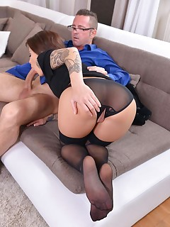 Fancy Some Fetish - Another Foot Fuck Afternoon free photos and videos on DDFNetwork.com