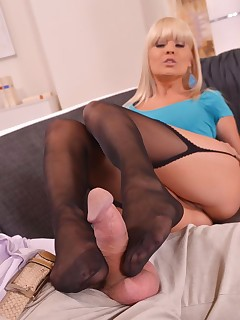 Teases and Pleases us free photos and videos on HotLegsandFeet.com