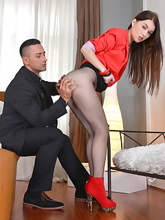Satisfy the Seductress free photos and videos on HotLegsandFeet.com