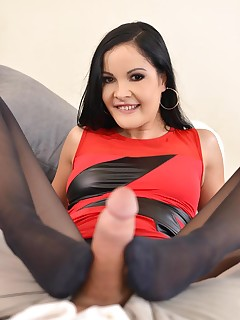 Her Footjob Plaything free photos and videos on HotLegsandFeet.com