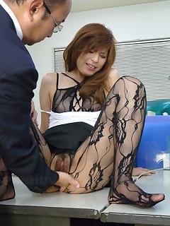 Hot lady Rina Kikukawa gets fucked so hard | Japan HDV