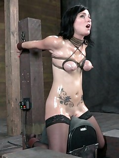 Sexually Broken | Inescapable Bondage, Brutal Bondage Sex, Devastating Orgasms | Cocksucking Champion Veruca James