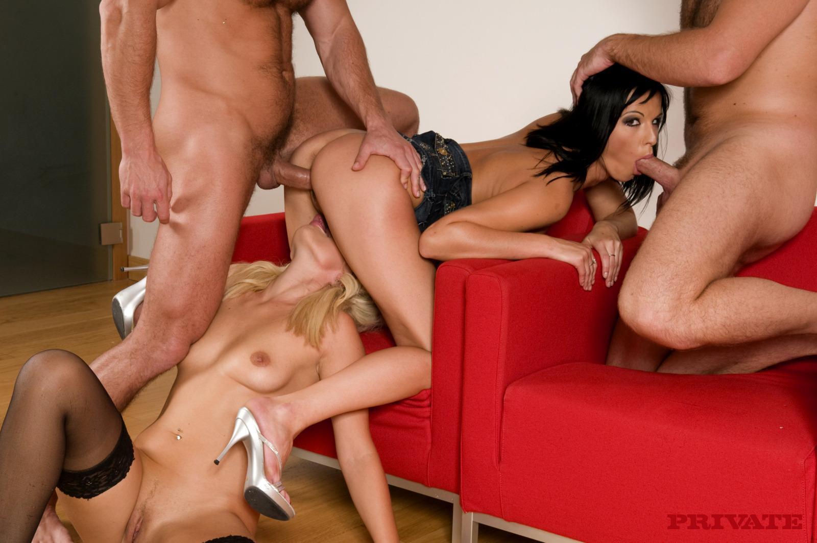 Смотреть онлайн порногрупповуху, Групповое порно - Смотреть групповой секс бесплатно 3 фотография